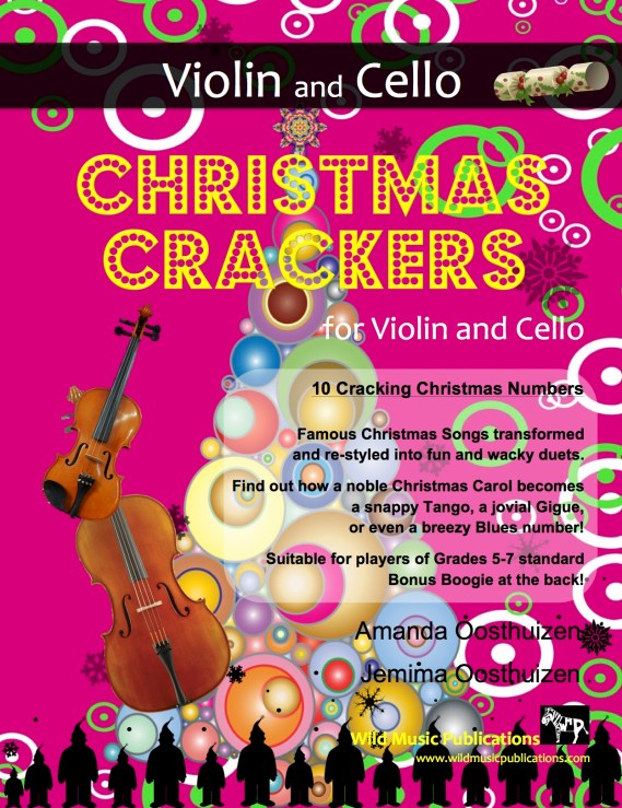 Christmas Crackers for Violin and Cello