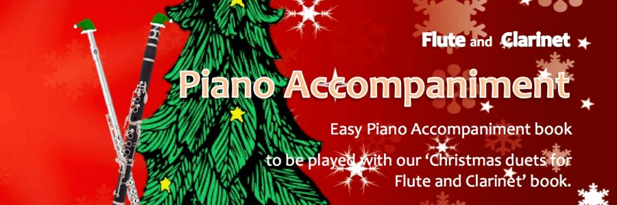 Christmas Duets Piano Accompaniment