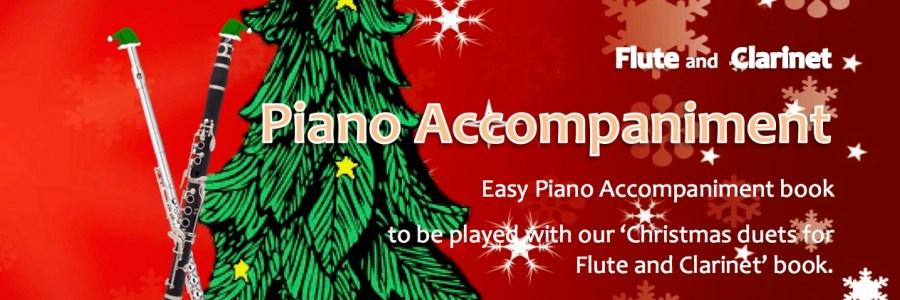 Christmas Duets Piano Accompaniment