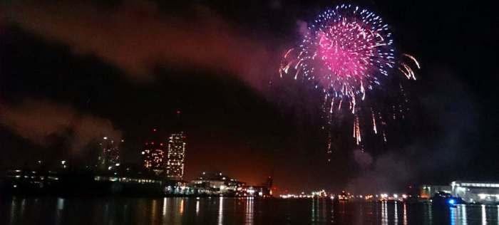 NYE Fireworks Cruise