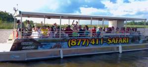Educational Boat Tours on the Osprey