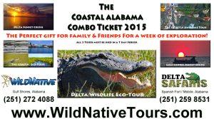 The Coastal Alabama Combo Ticket