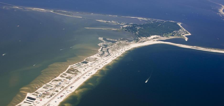 Dauphin Island Alabama Home Rentals