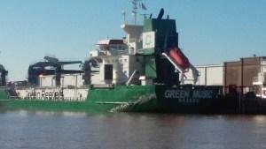 Tug Boats working