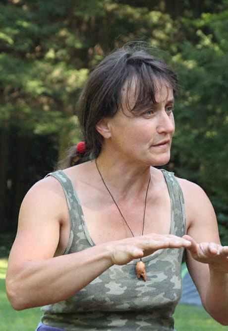 Sandra wildnis.at survival