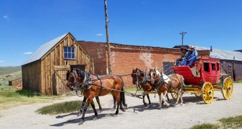 wells fargo stagecoach bodie day 2019
