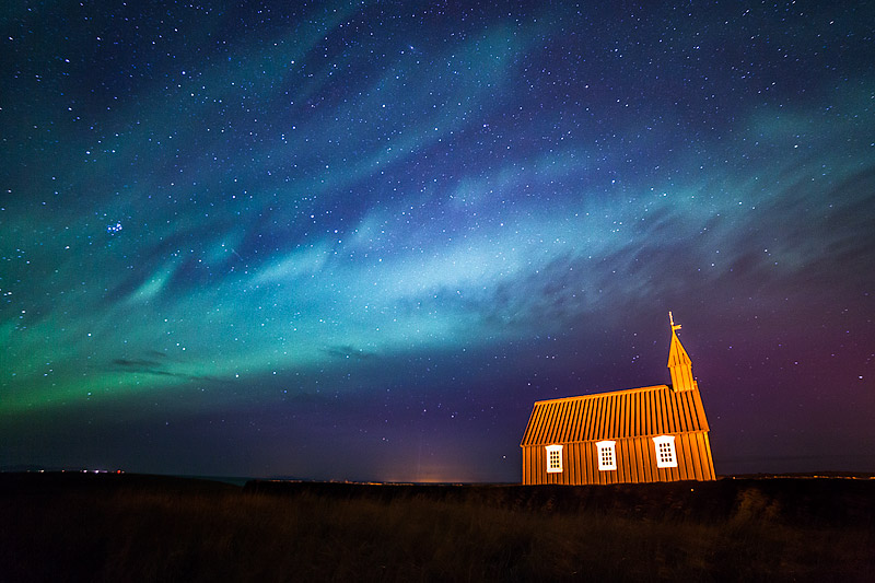 Best Country Northern Lights