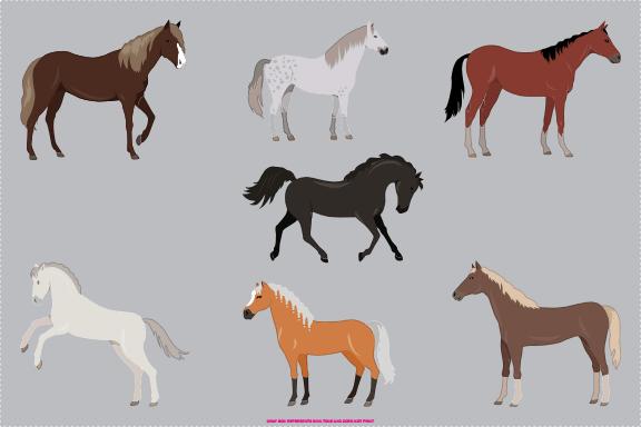 Horse Tattoos 1
