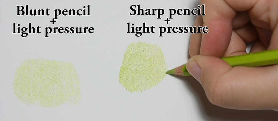 When Using Coloured Pencils Its Especially Important To Keep The Points Of Your Nice And Sharp By Having A Pencil Easier Get Into