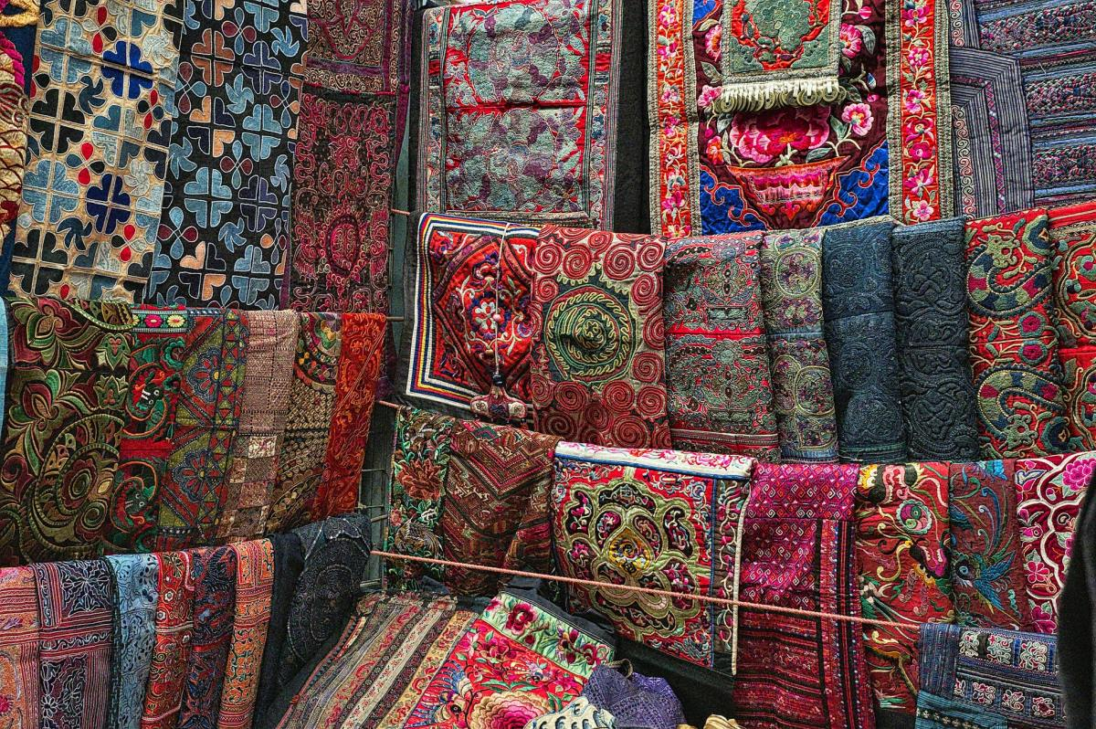 Rugs from around the world