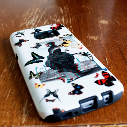 MAsked Woman Phone Case 3