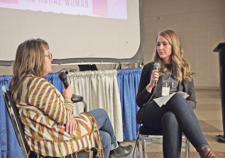 Podcast tells stories of prairie farm women: The Western Producer Highlighting The Rural Woman Podcast