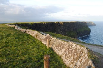 The Cliffs of Moher, Co.Clare, Ireland. (Looking South)
