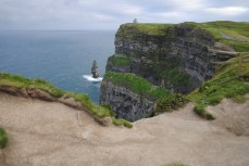 The Cliffs of Moher, Co. Clare, Ireland (Looking North)