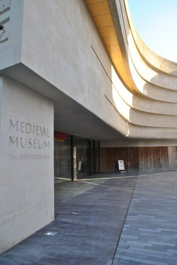 Entrance to the Medieval Museum