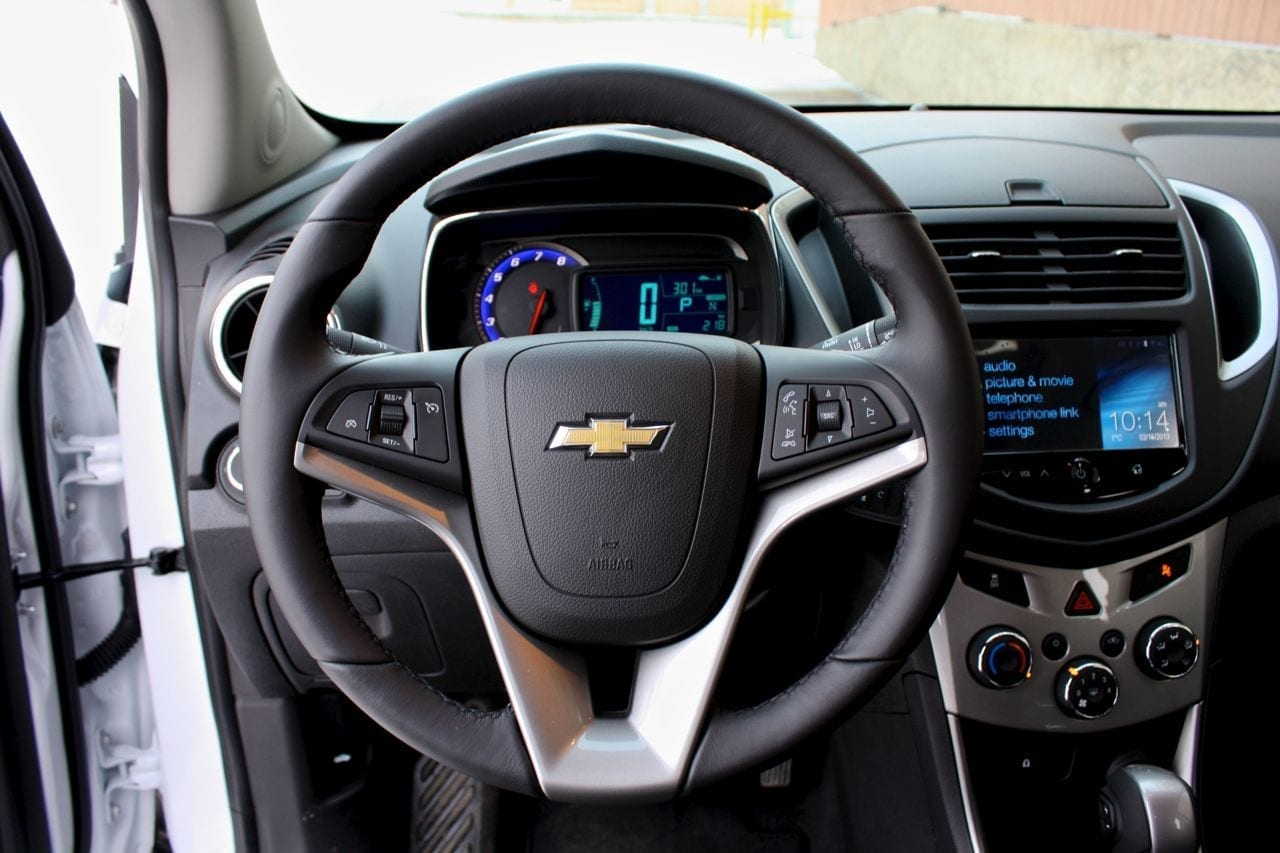 Review 2013 chevrolet trax lt wildsau you get automatic headlights power everything door locks mirrors windows and the tiltslide sunroof and gms onstar system sciox Gallery