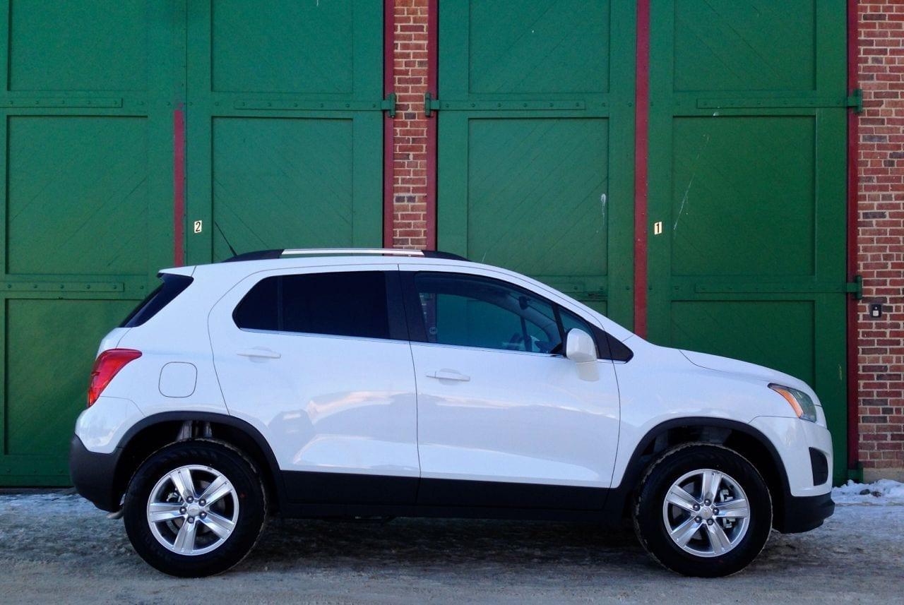 Review: 2013 Chevrolet Trax LT – Wildsau