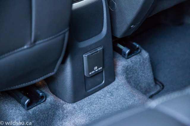 rear convenience plug