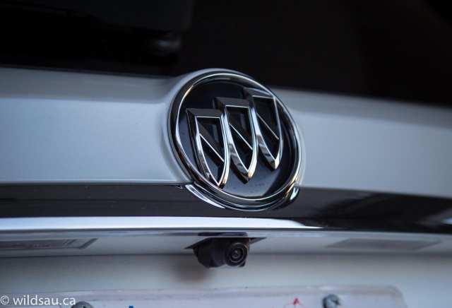 trunk logo camera