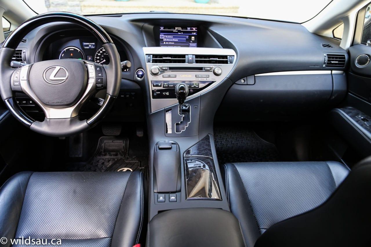 Quick Take 2013 Lexus Rx 450h Review Wildsau