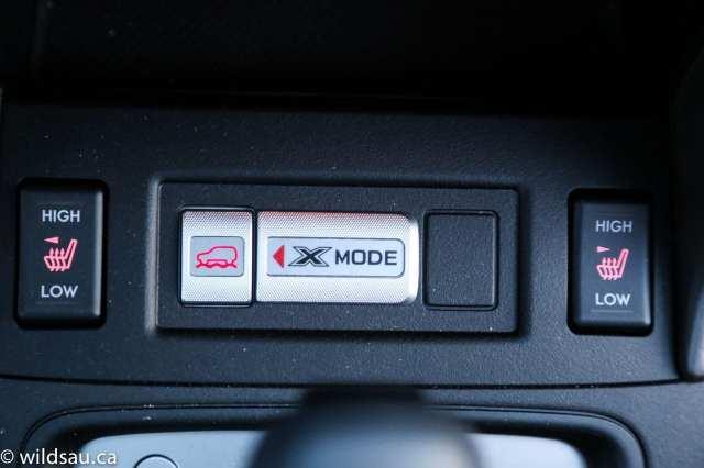 xmode button