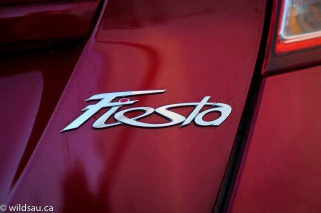 Fiesta badge
