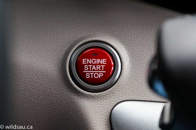 push start ignition