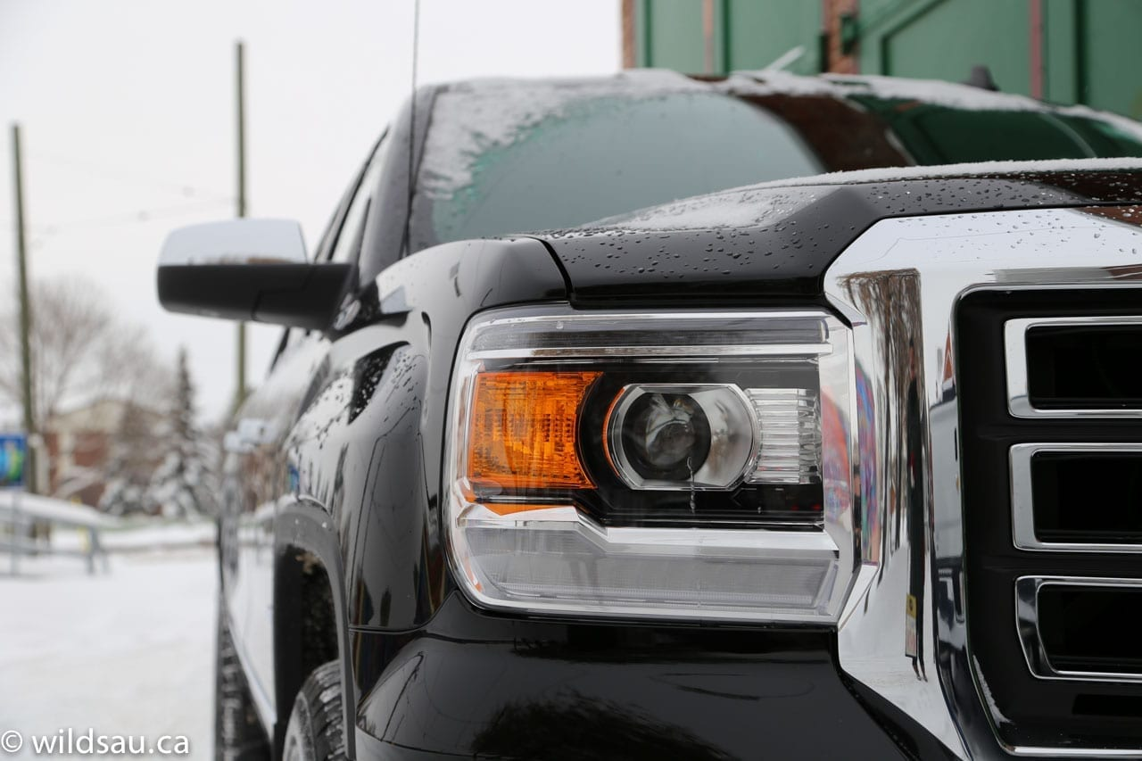 Review 2014 Chevy Silverado And Gmc Sierra Wildsau 2015 Fog Lights Chrome Bumpers Front Rear Look Like They Mean Business While Adding A Touch Of Class Both Ends Have Integrated
