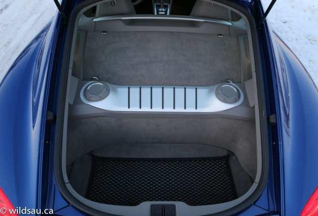 rear trunk