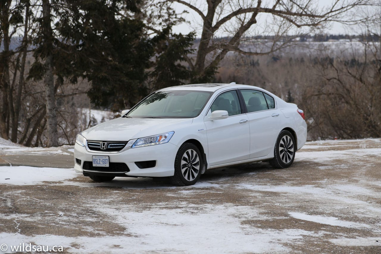 Pricing: 2014 Honda Accord Hybrid