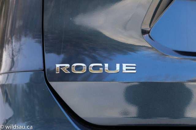 Rogue badge