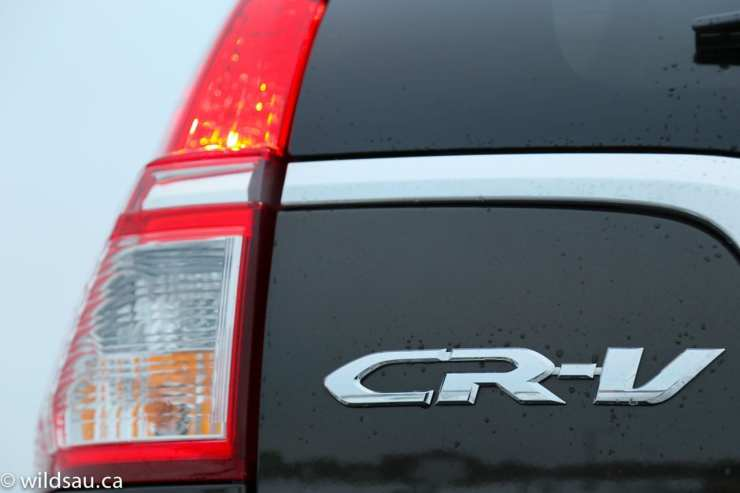 CRV badge