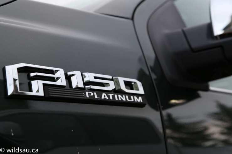 F150 badge