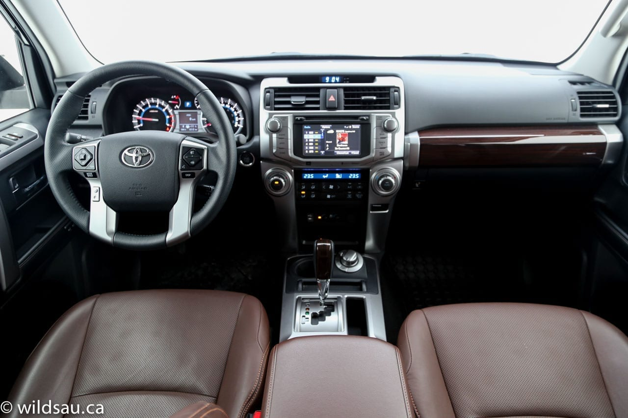 Review 2015 Toyota 4runner Wildsau