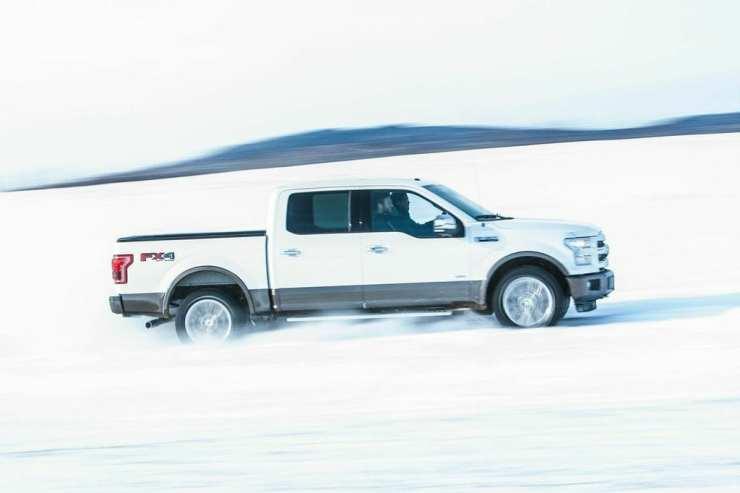 2015 Ford F-150 Winter Drive (Review) – Wildsau