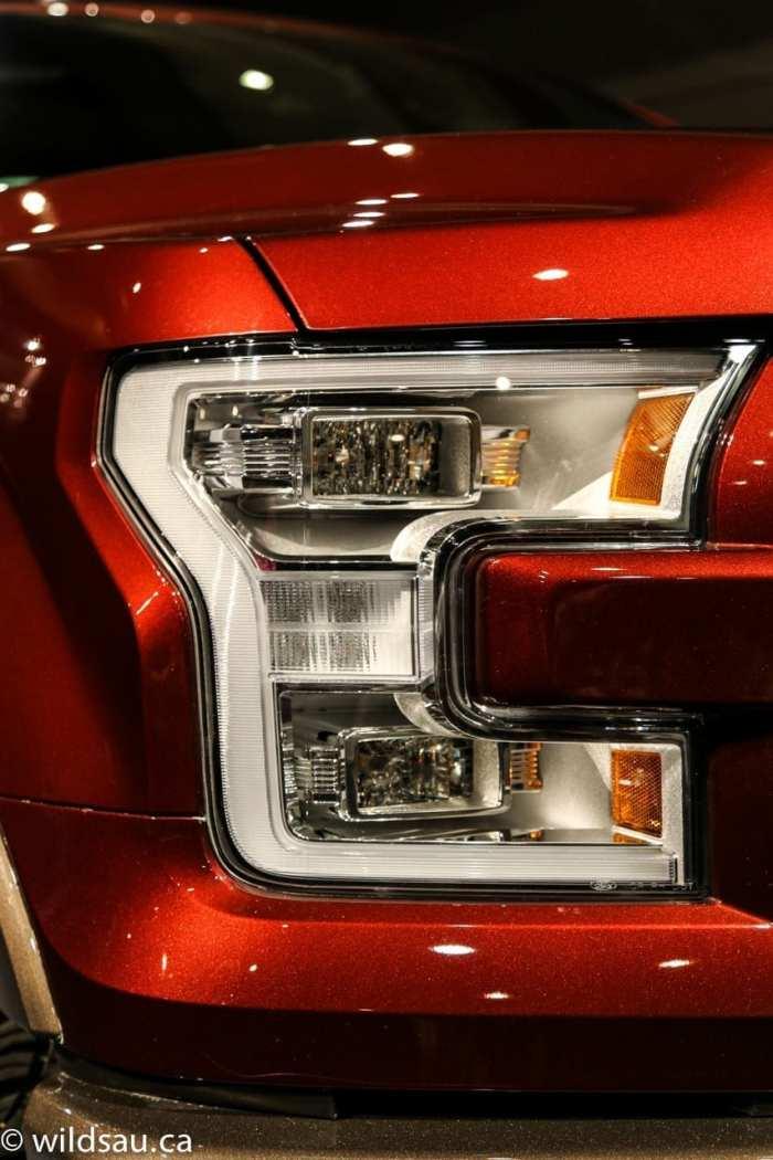 headlight detail closeup