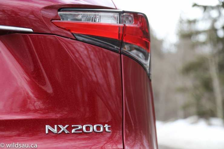 NX200 badge