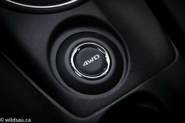 4WD control
