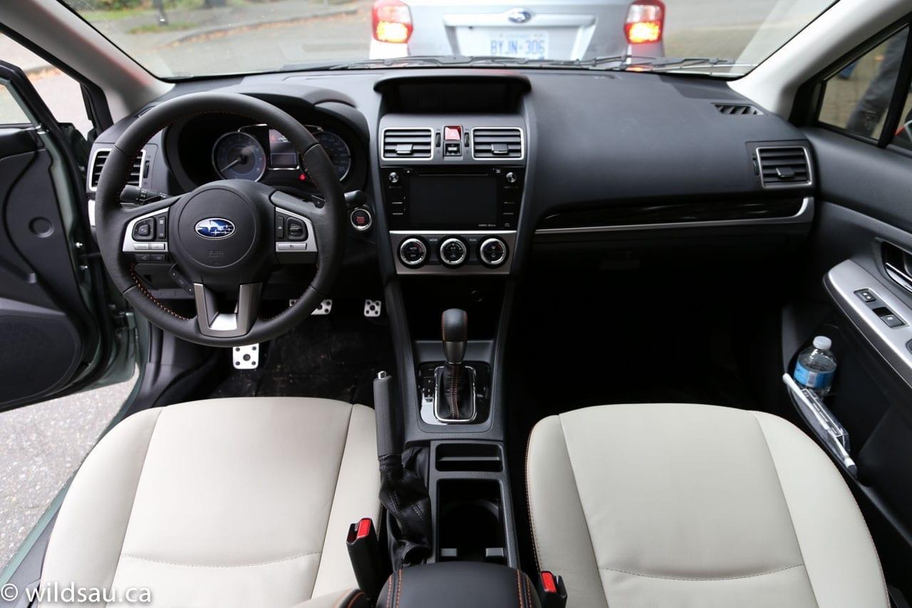 First Drive 2016 Subaru Crosstrek Review Wildsau