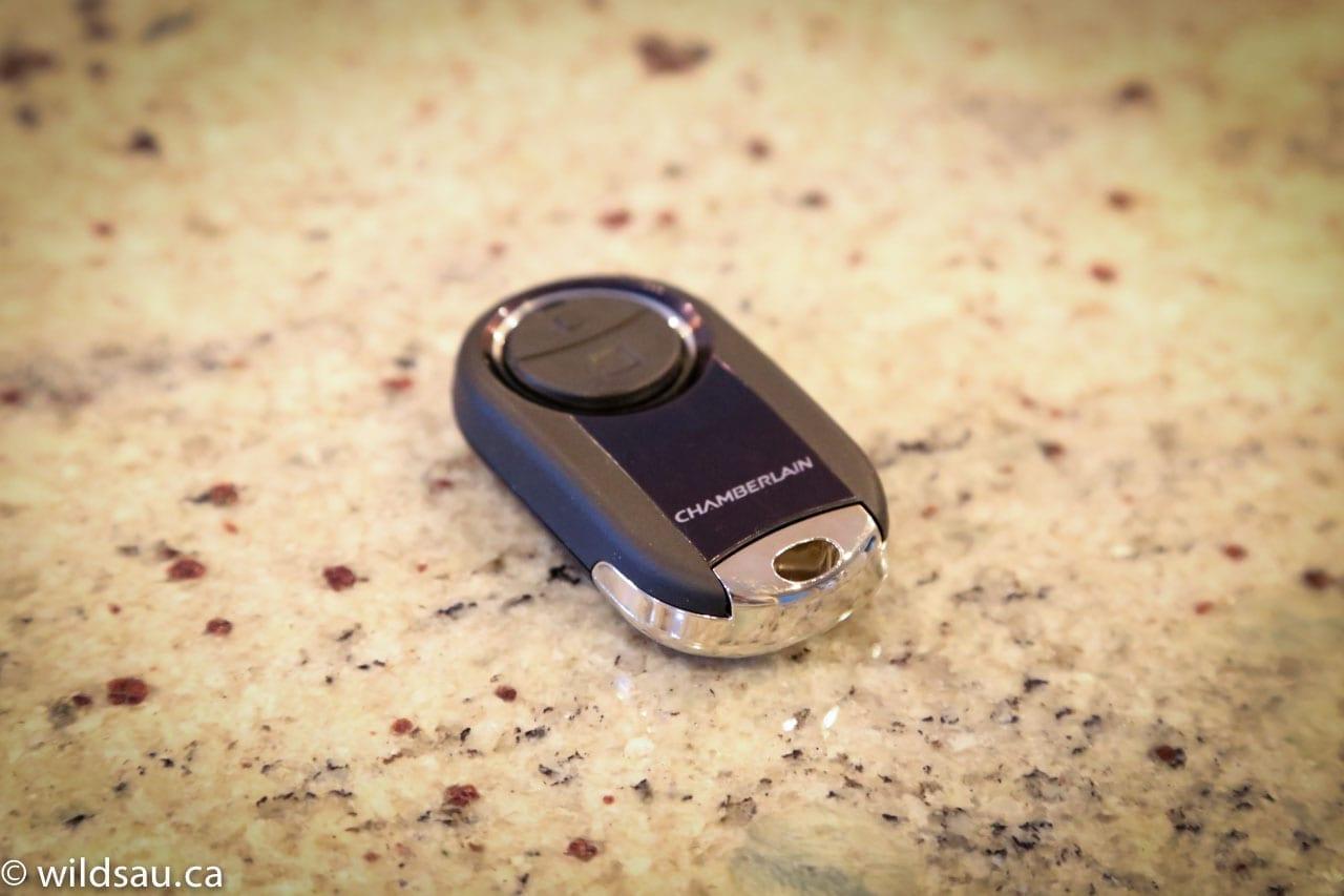 Product Review Chamberlain Myq Smartphone Garage Opener