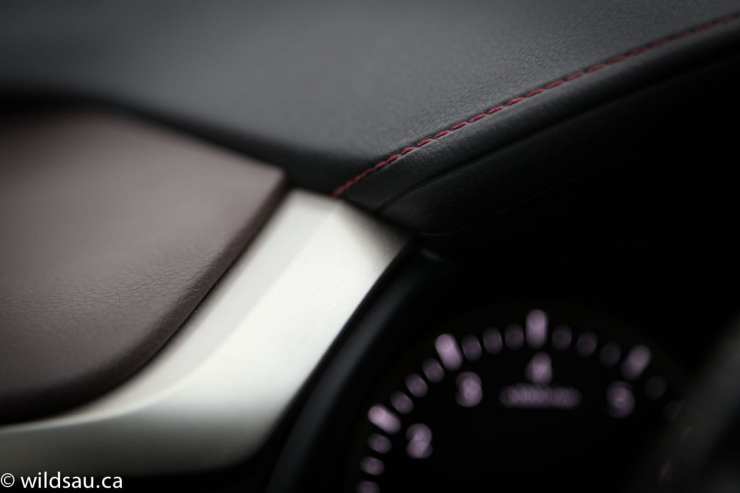 interior trim detail