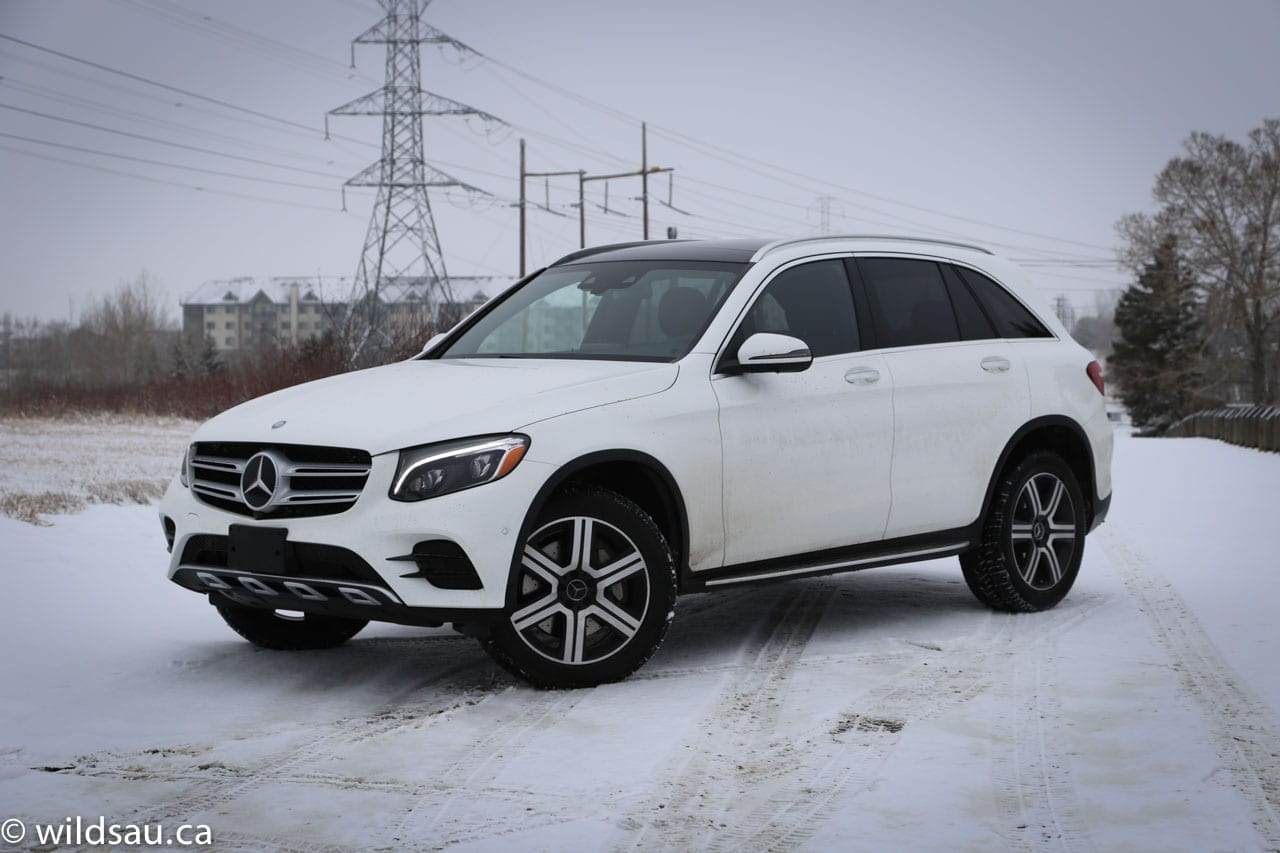 Review 2016 Mercedes Benz GLC 300 Wildsauca