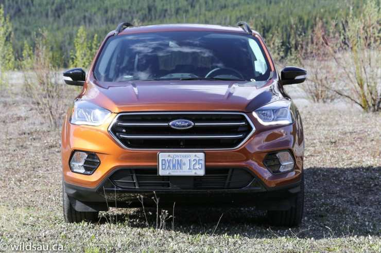 first drive 2017 ford escape review wildsau. Black Bedroom Furniture Sets. Home Design Ideas