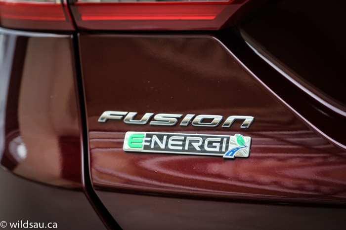 Fusion Energi badging