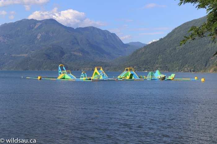 Harrison water playground