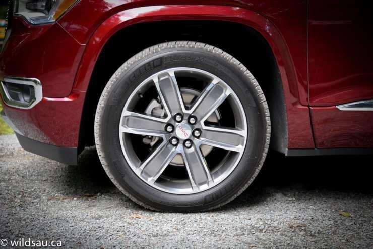 wheel red