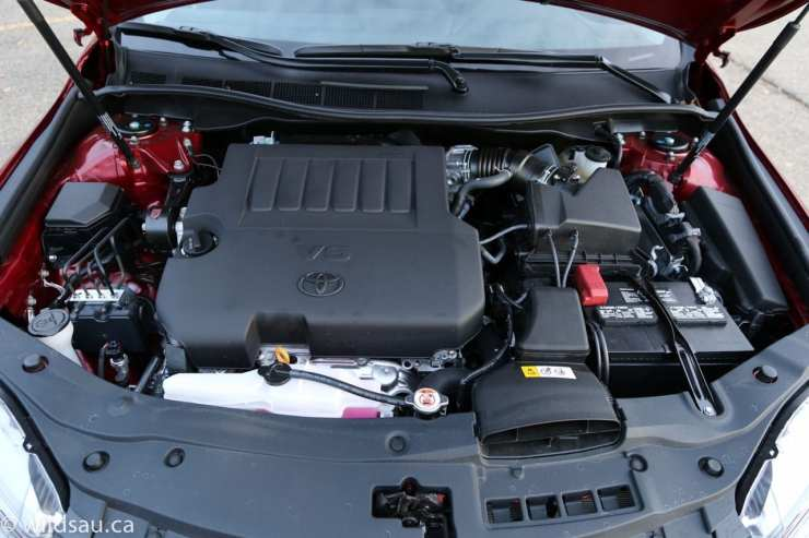 engine-bay