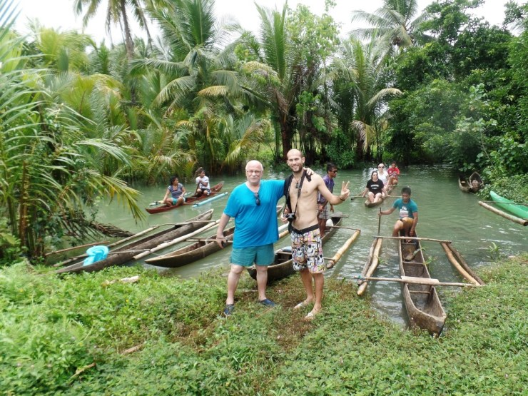 river tours siargao san isidro swiss family river tour
