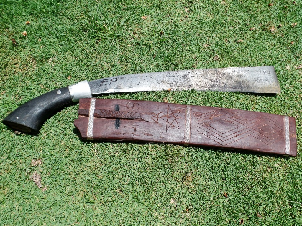 Machete Making on Siargao: The Completed Project