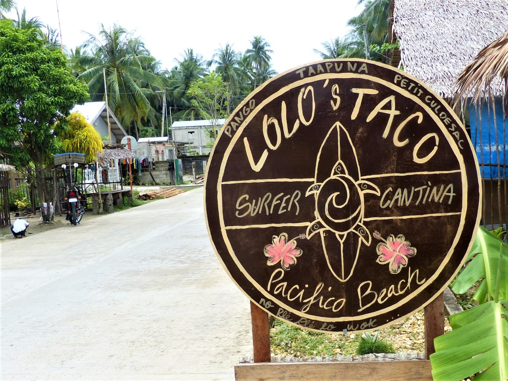 Lolo's Taco Surfer Cantina @ Pacifico Beach